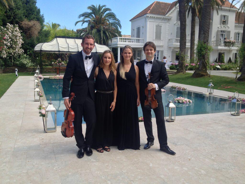 French Riviera String Quartet